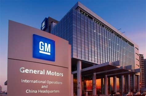 Gm China New Air Quality System  Gm Authority