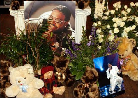 stars celebrate life  gerald leverts funeral