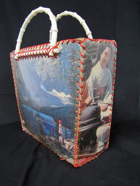 photographs  shopping bag   plastic pictures