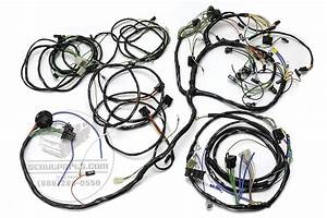 Scout 800 Wiring Harness Complete Set 1969 -70 - International Scout Parts