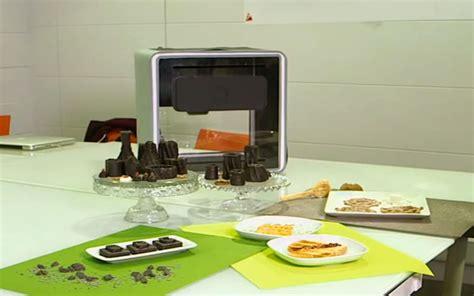 imprimante cuisine utilisations et conséquences de l 39 imprimante 3d