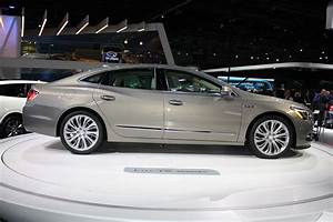 2017 Buick LaCrosse - Picture 656383 | car review @ Top Speed