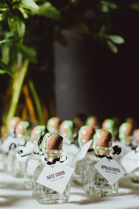 gorgeously creative ideas  wedding place cards