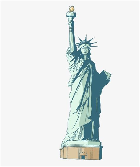 Statue Of Liberty Clipart Statue Of Liberty Clip Pictures To Pin On