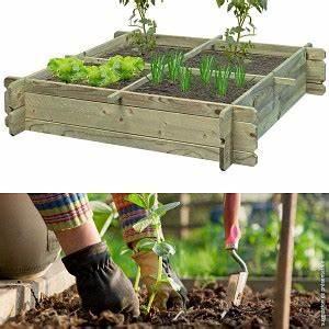 Carré Potager Haut : carr potager jardins ~ Carolinahurricanesstore.com Idées de Décoration