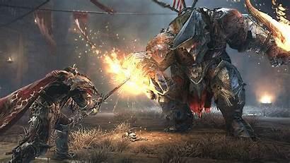 Warrior Medieval Battle Fallen Fantasy Rpg Lords