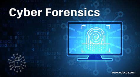 Cyber Forensics   How it Works   Skills & advantages ...