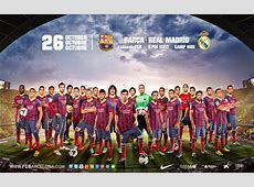 The Clásico's Wallpapers FC Barcelona