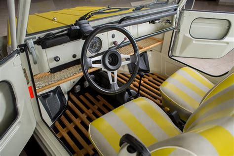 1974 volkswagen thing interior 1974 volkswagen thing 178590