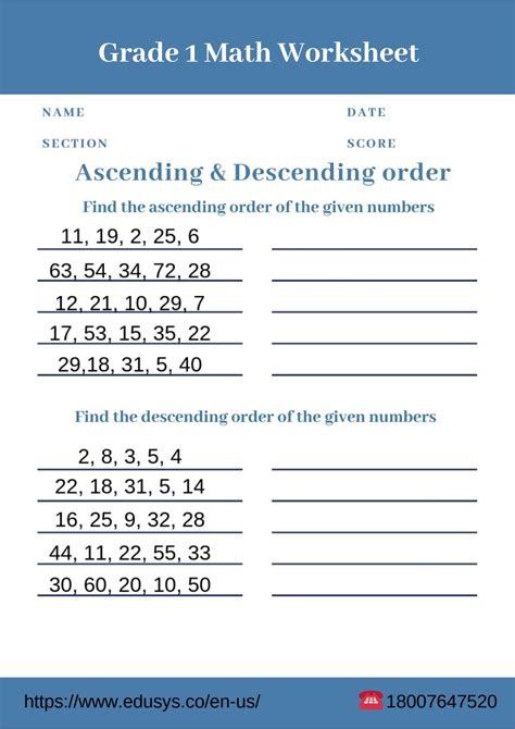 Quality free printables for students, teachers, and homeschoolers. 1st grade math worksheet free pdf printable by nithya - Issuu
