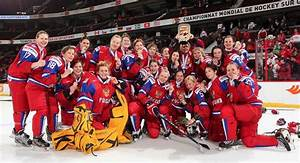 Team Russia - Women's World Ice Hockey Bronze Medal ...