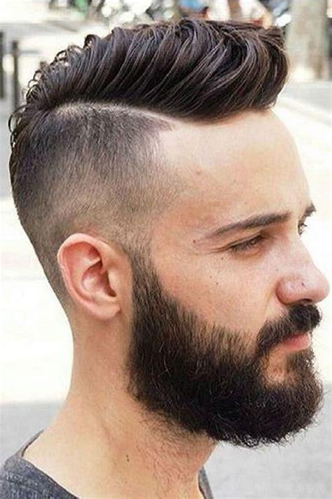 23 Men Haircuts With Beard 2018 2019 Beard Haircut
