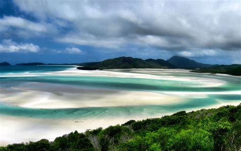 Whitehaven Beach Queensland Australia Super Cool