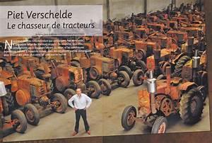 Piet Verschelde Antique Tractors - A propos de Piet Verschelde