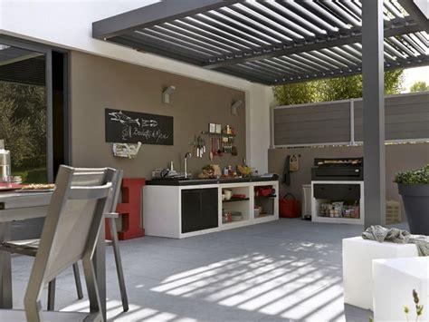 amenagement cuisine exterieure 17 meilleures idées à propos de barbecue à l 39 extérieur sur