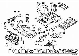 Original Parts For E39 540i M62 Sedan    Vehicle Trim   Air