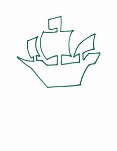 Pirate ship template for Pirate ship sails template