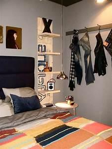 Lit Adolescent Garçon : 120 id es pour la chambre d ado unique ~ Dode.kayakingforconservation.com Idées de Décoration