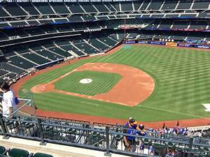 Citi Field Seating Chart With Row Numbers Citi Field Section 505 Rateyourseats Com