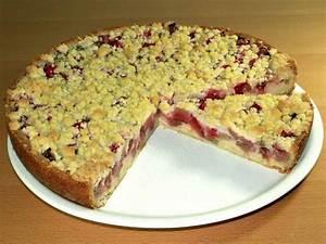 Kirschkuchen Blech Pudding : rezept rhabarberkuchen mit baiser oder streusel pudding ~ Lizthompson.info Haus und Dekorationen