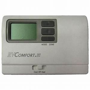 Coleman Mach 8330d3351 Zone Control 8