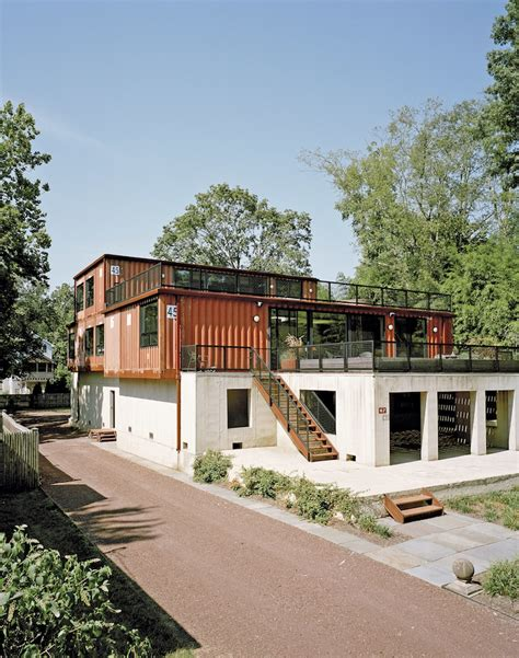 Modern Shipping Container Homes  Unique Eco Friendly