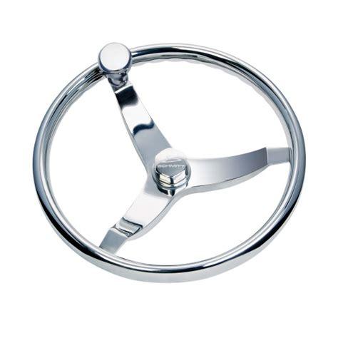 boat steering wheel knob marine steering vision elite 15 1 2 quot steering