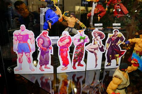Toy Fair 2018 Gallery  Storm Street Fighter At Bluefin