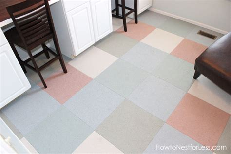 flor carpet tiles how to install flor carpet tiles craft room makeover