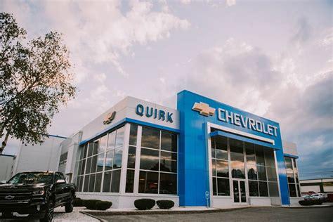 Quirk Chevrolet  Portland  Concessionari Auto 1000