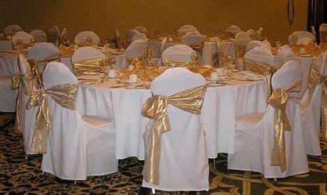 wedding reception decor chair covers wedding