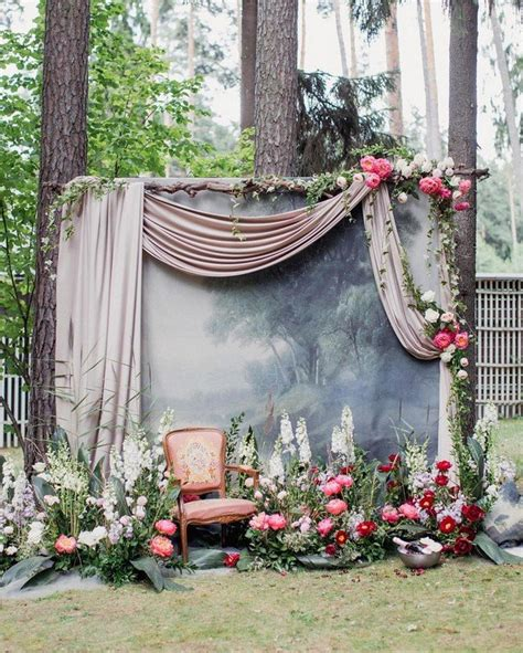 trending 15 wedding backdrop ideas for your