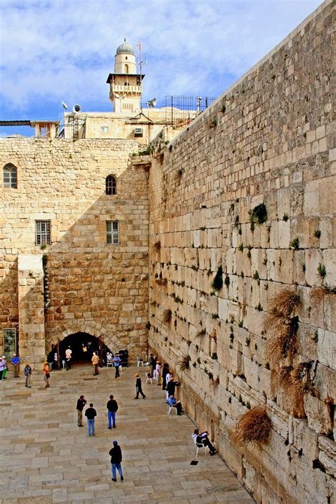 wailing wall aka kotel   city  jerusalem