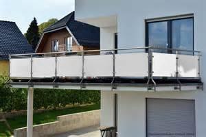 balkon sichtschutz plexiglas acrylglas weiß günstig nach maß kaufen