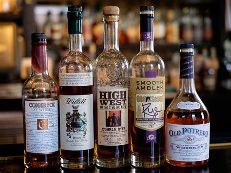 rye whiskeys    drinking  eats