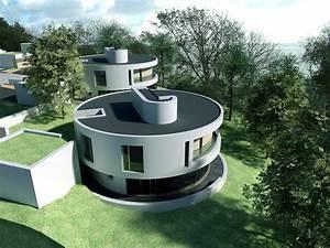 New home designs latest : Modern unique homes designs
