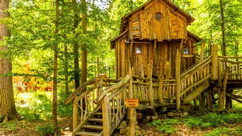 Wolfcenter Dörverden Baumhaus by Natur Resort Tripsdrill Baumh 228 User Cleebronn