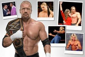 How multi-time world champion Triple H became the King of ...