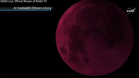 Selasa, 25 mei 2021 14:14 wib. Niat Solat Gerhana Bulan dan Tata Cara Shalat Khusuf - Tribun Pontianak