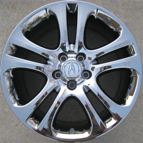 acura tsx 71797pvd oem wheel 08w18tl2200a oem original alloy wheel