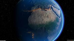 Our blue planet seen from space wallpaper #2344 - Open Walls