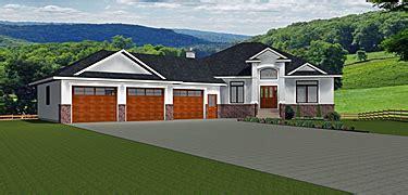 bungalow house plans   car garage edesignsplansca