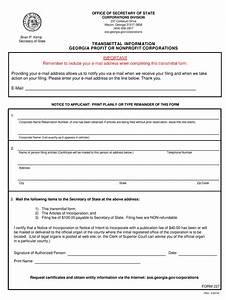 Transmittal Form 227