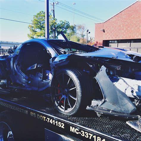 mclaren p1 crash test a 1 15 million mclaren p1 just crashed in dallas texas