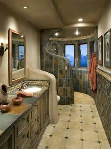 bathroom design ideas walk in shower walk in shower as an extension of the small bath hum ideas