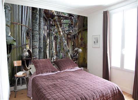 tapisserie chambre tapisserie originale chambre maison design bahbe com