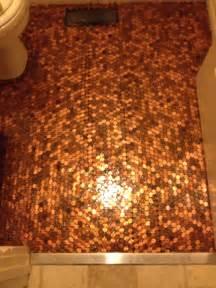 Pennies Floor