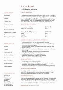 hair stylist cv sample beauty cv hair removal fashion With hair stylist resume