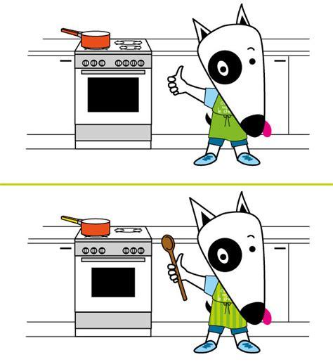 jeux de cuisine gar n jeu des 7 erreurs n 06 hygiène et précautions en cuisine