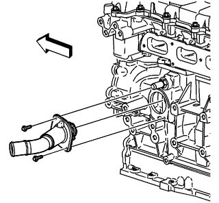 2005 Gmc Engine Diagram by 2005 Gmc Envoy Replacing The Engine Coolant Temperature